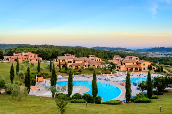 Offer 7 nights in Tuscany
