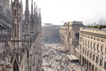 City break autunnale a Milano | iH Hotels Group