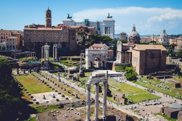 City break autunnale a Roma | iH Hotels Group