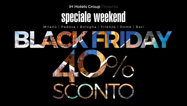 Speciale Weekend Black Friday 2019