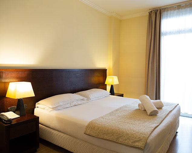 iH Hotels Milano Ambasciatori albergo Milano centro camera