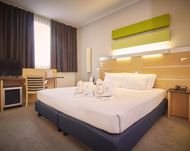 ih hotels milano gioia albergo 4 stelle milano centrale camera matrimoniale superior