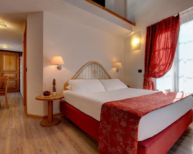ih-hotels-courmayeur mont blanc camera comfort