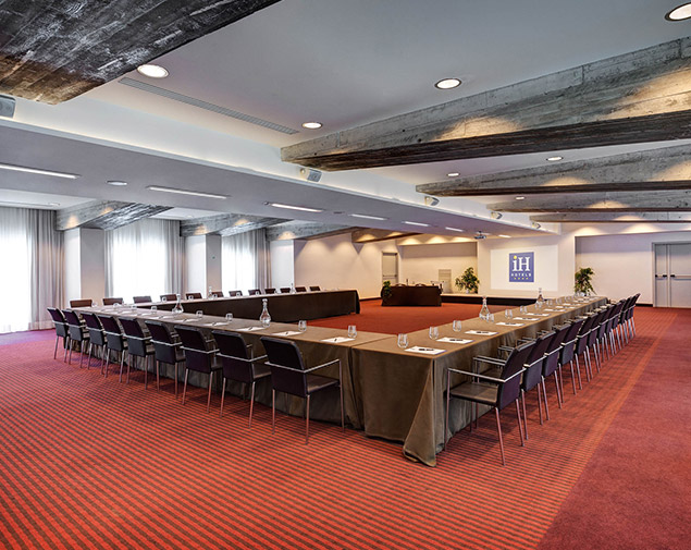 ih hotels roma z3 meeting room